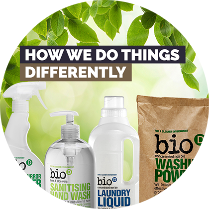 "Product Review : Bio-D ""For A Cleaner Environment"""
